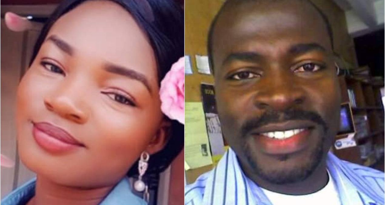 OAU lecturer BUSTED on tape threatening a female student over sex for grades