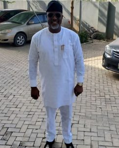 The population of people waiting to steal is higher than the population of people currently stealing: Reno Melaye laments