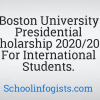 Boston University Presidential Scholarship