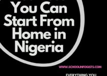 Business You Can Start From Home in Nigeria