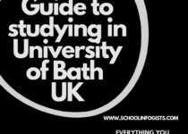 Complete Guide to studying in University of Bath UK