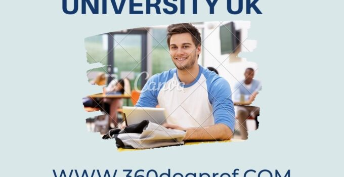 Complete Guide to study in Teesside University UK
