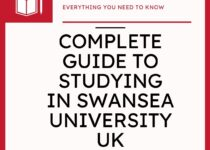 Complete Guide to studying in Swansea University UK