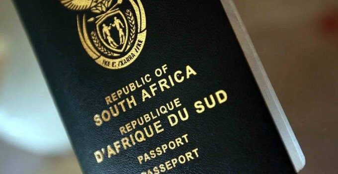 How to Get A Student Visa For South Africa
